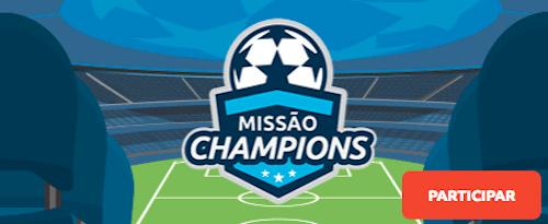 betboo oferta missao champions