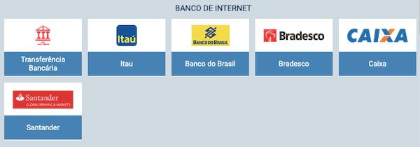 1xbet banco de internet