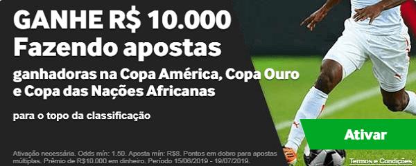 betway copa america copa ouro copa nações africanas R$ 10.000 em prêmios