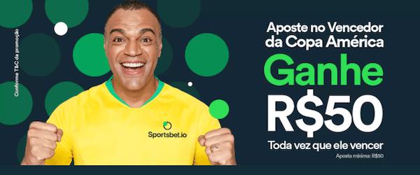 sportsbet ganhe R$ 50 com a copa America