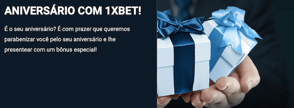 aposta gratis 1xbet de aniversário