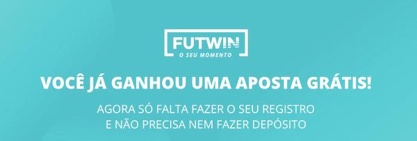 aposta gratis R$ 10 sem depósito futwin