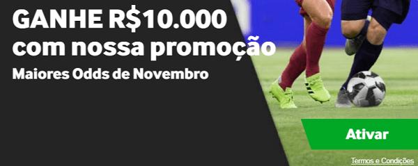 R$ 10.000 em prêmios para apostas Champions League Betway