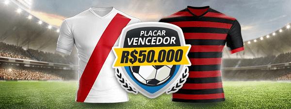 Aposte Fla x River e ganhe R$ 50.000 na Sportingbet