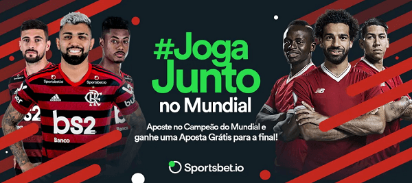 Joga Junto no mundial Flamengo aposta gratis