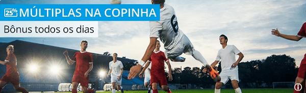 Copinha 2020 futebol múltiplas combinadas