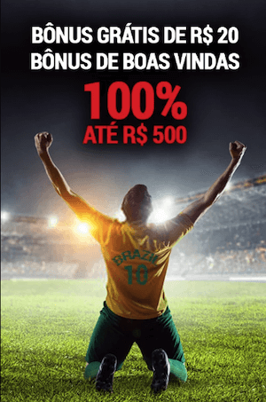 b-bets bonus gratis 20 reais brazil