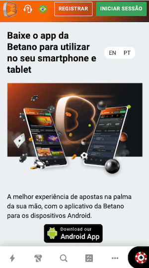 download apk betano android