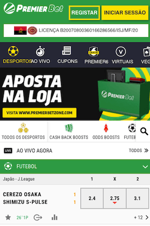 apk premierbet angola app