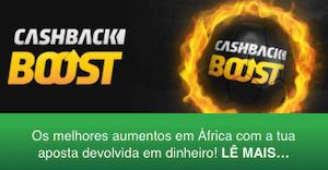 cash back boost premierbet angola