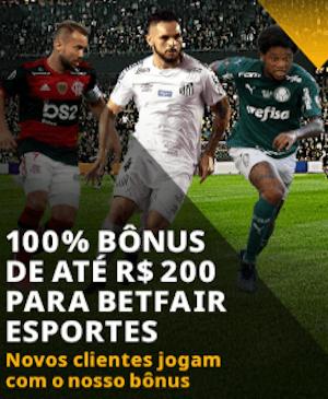 100% bonus novos clientes betfair