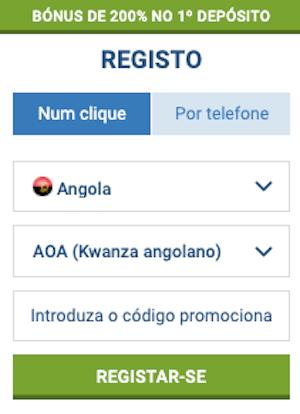 bonus 200% 1xbet angola registo