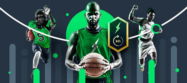 sportsbet.io com promoção onde você pode escolher uma seleção para ter lucro turbinado