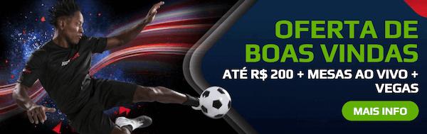 netbet brasil 200Reais bonus em freebet